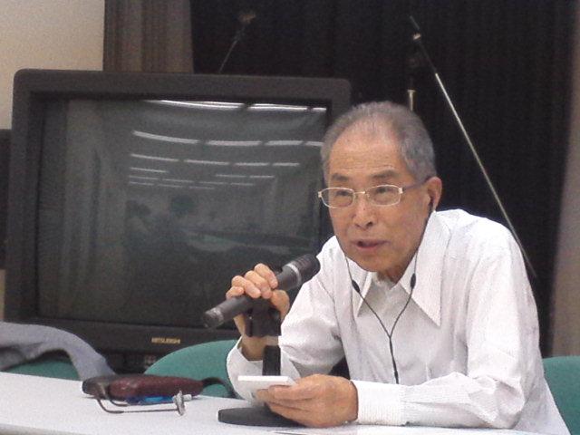 塚本先生の講話